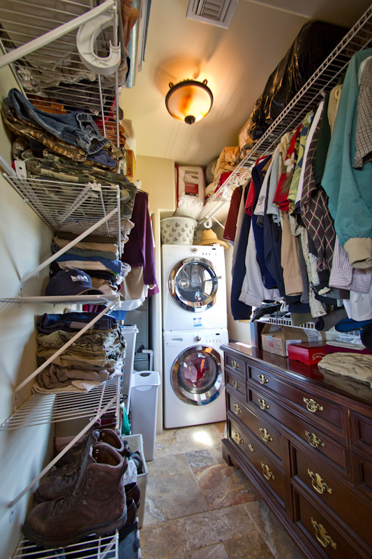 Master closet and laundry in same roselawnlutheran for Masters laundry